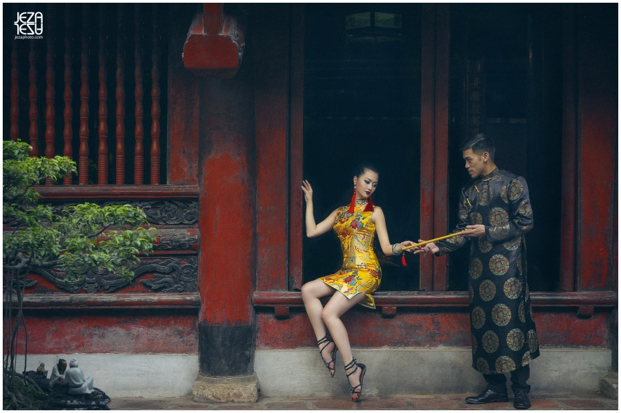 Asia Vietnam Pre Wedding Engagement